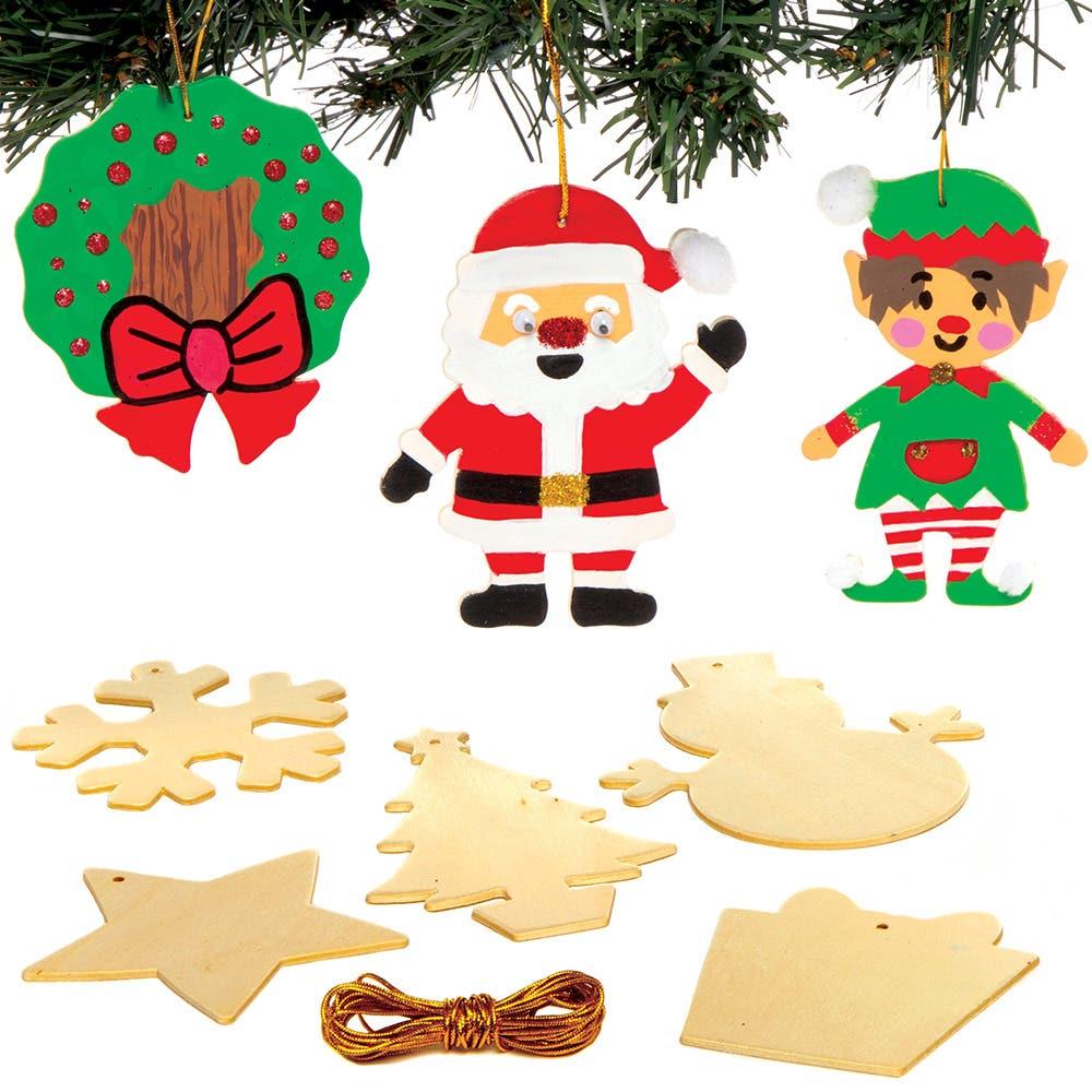 Décorations de Noël...