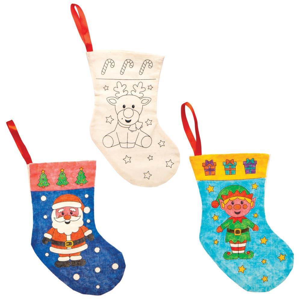 Chaussettes de Noël...