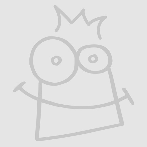 Firework Glitter Foam Stickers