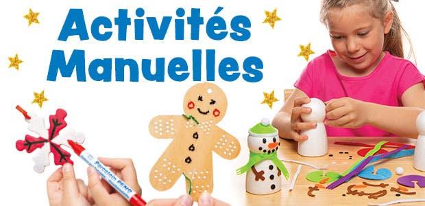 activites manuelles
