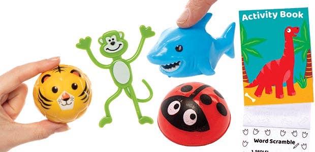 mini jouets d'ete