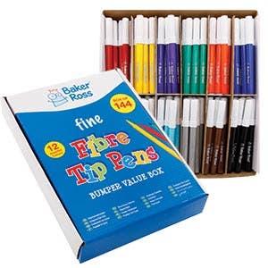 Feutres et Crayons