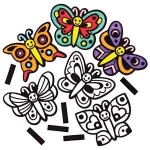 Theme Papillons et Abeilles